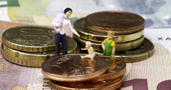 Kindergeld für Alleinerziehende