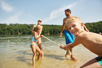 Die beliebtesten Reiseziele für die Familie