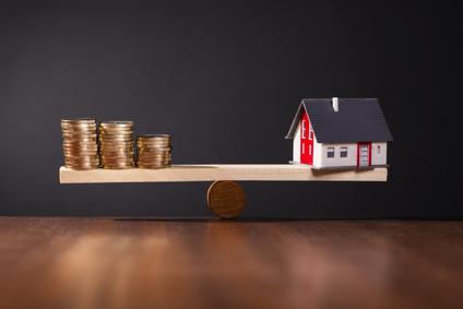 Geld und Eigenheim im Gleichgewicht